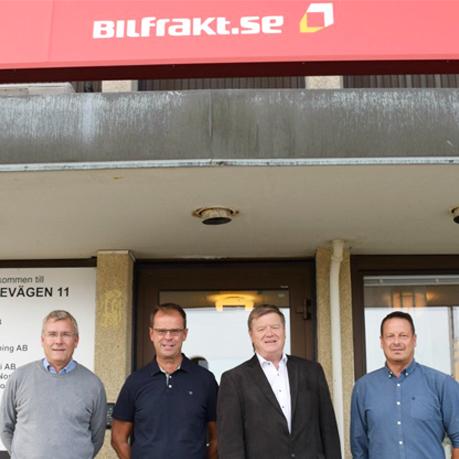 Bilfrakt TransBothnia Logistik AB
